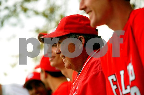 2010-04-15 Elmont HS Baseball vs VS South HS
