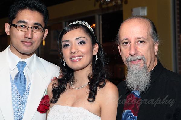 Beronica & Jay 12-25-2008 Reception at Mari Luna