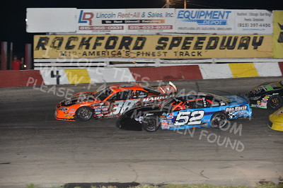 June 11, 2016 - ARCA Midwest Tour - Rockford Speedway
