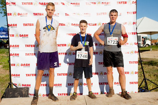 Tater Dash Mud Run, 2016