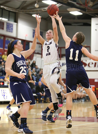 Watkins Glen Basketball 2-20-16