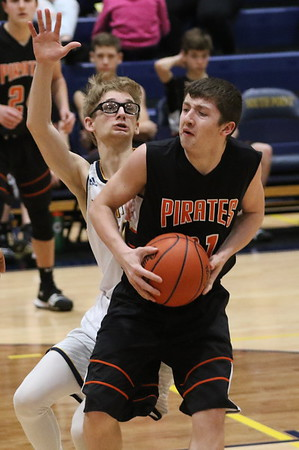 19 Junior Varsity Boys:  Wheelersburg JV at South Point JV 2018