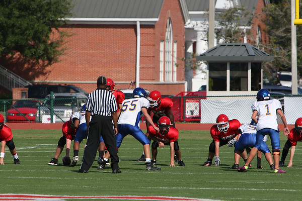 LHPS MS Football 9-30-11