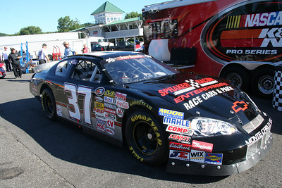 NASCAR K&N Pro Series @ Lime Rock Ct 7-3-2010