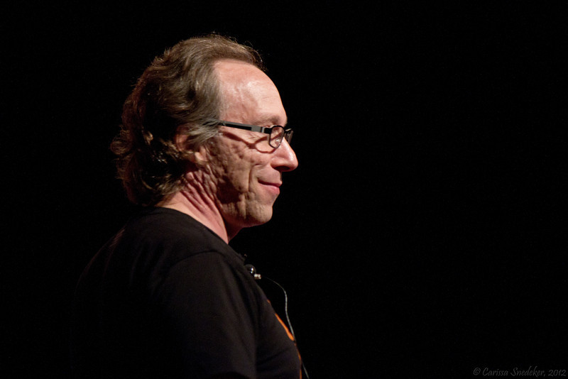 """Lawrence Krauss - """"The Future, and Nothing"""""""