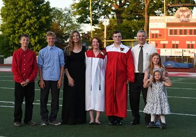 Anna & Lucas Graduation