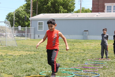 Field Day at Elliott Elementary