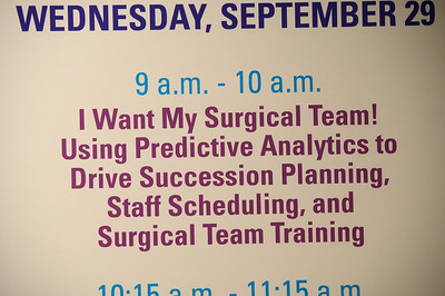 I want my surgical team