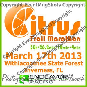 2013.03.17  Citrus Trail Marathon