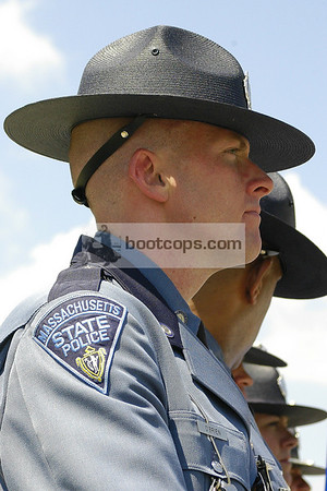 Massachusetts State Police Chase 2008