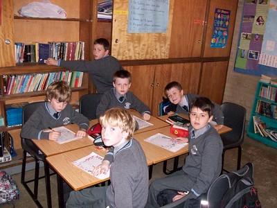 F4 classroom