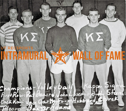 Intramural Champs 1951-52