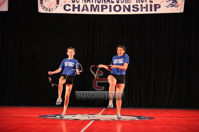 6/23 Female Pairs Freestyle Heat 1-5