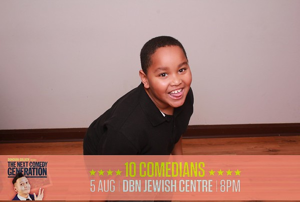 The Next Generation Comedy - August