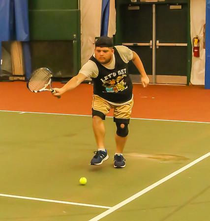 Tennis Match Photos