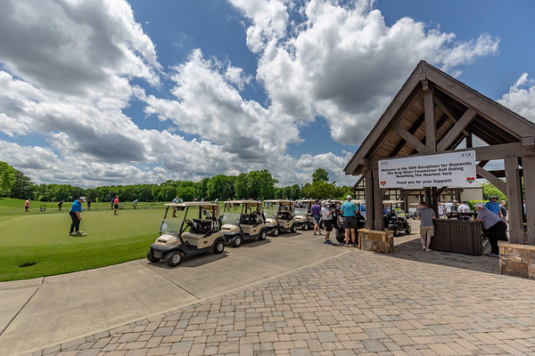 2019 HEARTest Yard Golf Classic