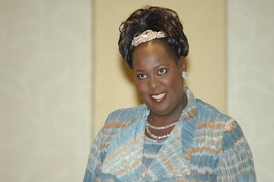 2010 Women's Retreat Concert   Lady Tramine Hawkins
