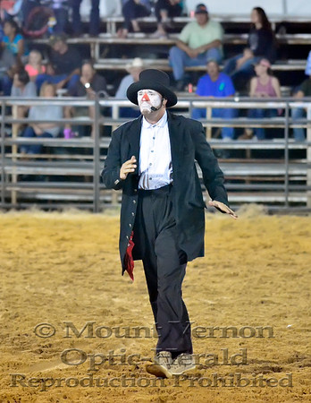 2016 Rodeo Clowns Sunday 9/4/2016
