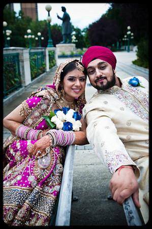 Sonia & Aman's Wedding
