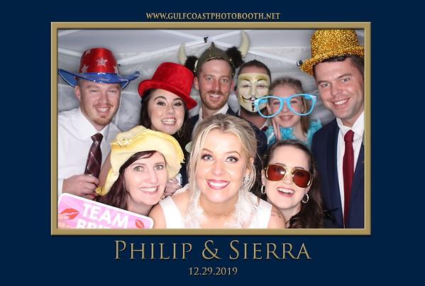 Philip & Sierra Wedding Reception