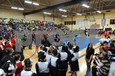 1/17/09 Wyandotte Roosevelt Invitational Competitive Cheer - Freshmen & JV