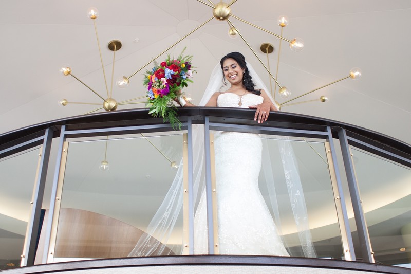 LeCapeWeddings Chicago Photographer - Renu and Ryan - Hilton Oakbrook Hills Indian Wedding -  350.jpg