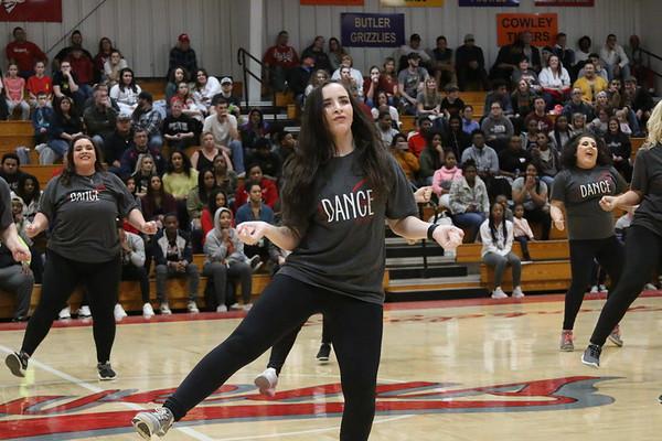 Dance Alumnae Performance