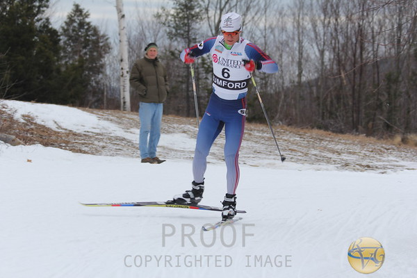 2012 US Cross Country Championships - Men's 15K Freestyle