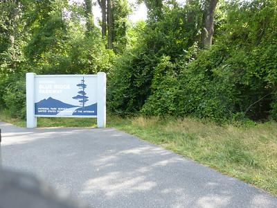 Blue Ridge Parkway Summer 2019