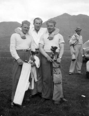 Golfmyndir & skjöl 1934-1959