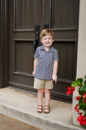 Asher is THREE