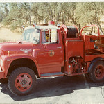 Cal Fire Models and Types