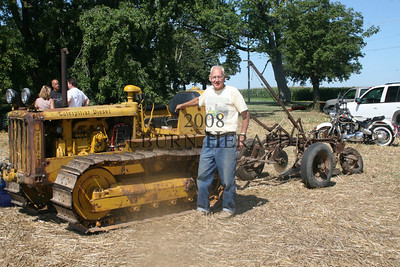 Old Tractors—Aug. 24, 2008