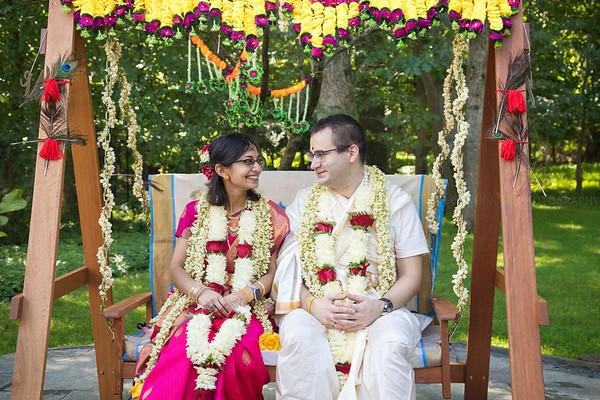 Purnima Joey Wedding