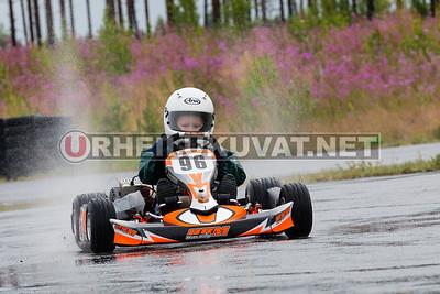 2013.7 SavoCup karting Kitee 20.7.2013 La Harjoitukset