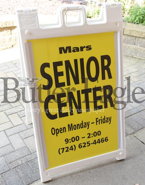 Harold Aughton/Butler Eagle: Mars Senior Citizen