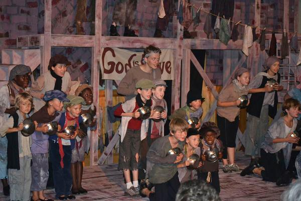 Oliver, BarnArts Theatre