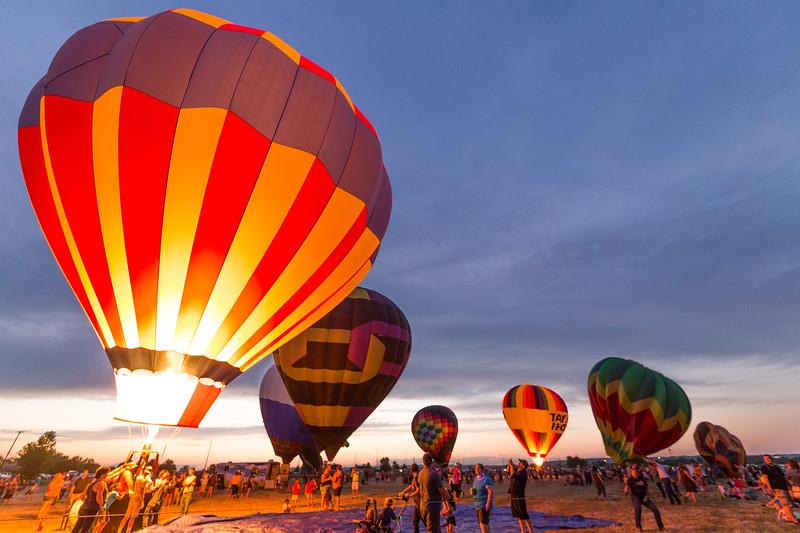 BIllings Hot Air Balloon Rally