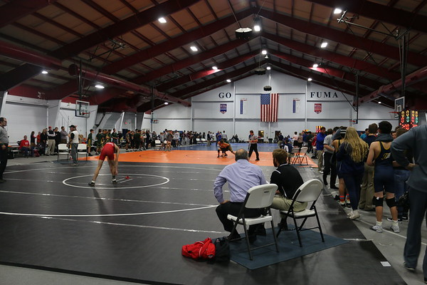 Wrestling's Blue Devil Invitational - Dec. 1, 2017