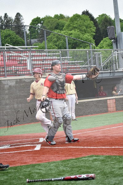 2018 USCAA Baseball Apprentice vs Clermont
