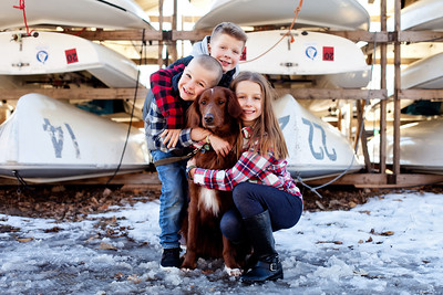 The Barmann Family - Winter 2018