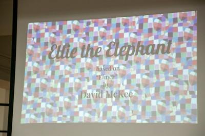 Jason's School Spring Concert - Ellie The Elephant
