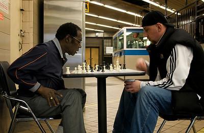 Subway Chess