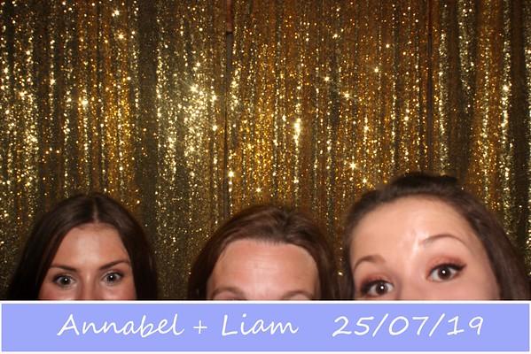 Annabel + Liam