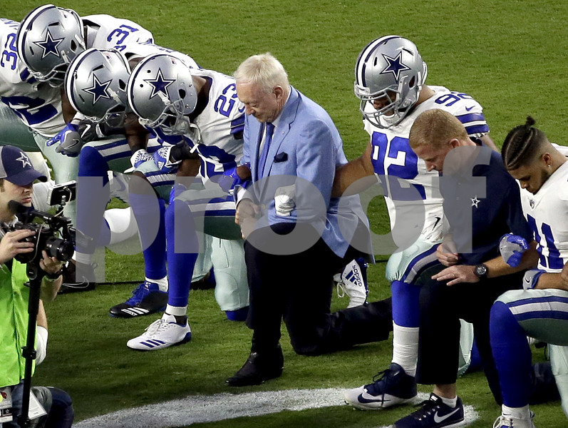 FS1's Whitlock 'Completely Shocked' Jerry Jones Took a Knee