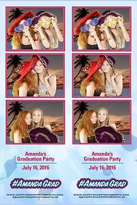 Amanda`s Graduation 2016