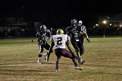 Douglass vs Kent Island (Playoffs) 11-25-11