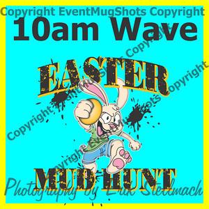 2013.03.30 10AM Wave Easter Mud Hunt