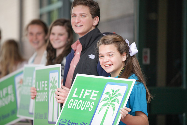 Life Groups Rally