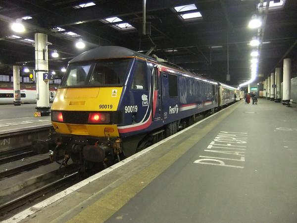 march 2012 railway photos